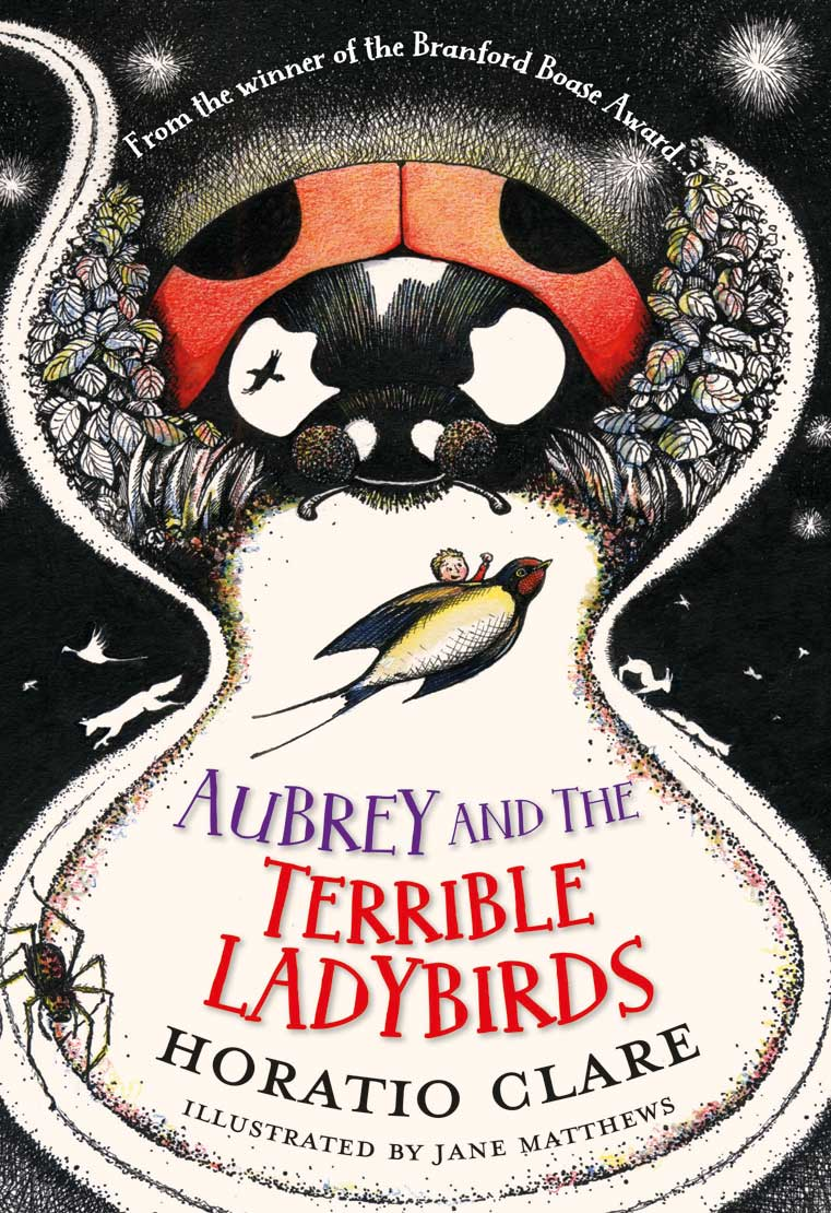 Aubrey and the Terrible Ladybirds