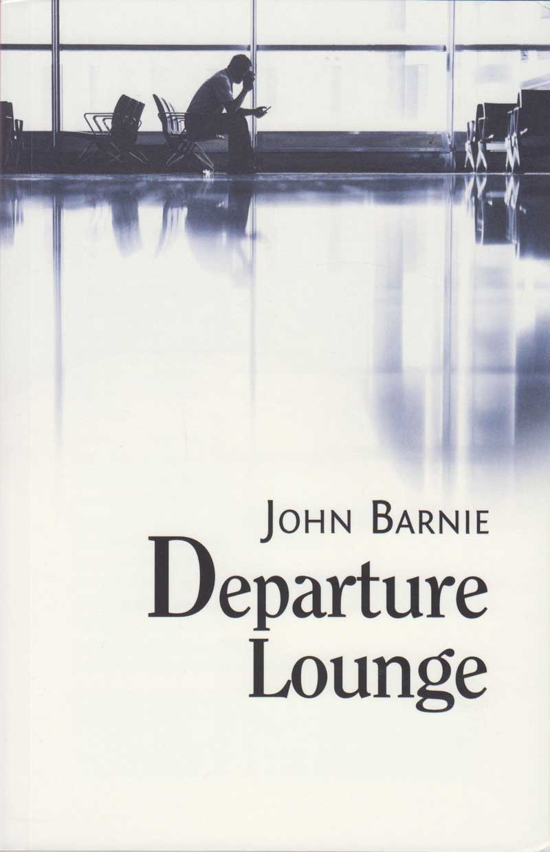Departure Lounge by John Barnie